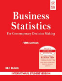 BUSINESS STATISTICS FOR CONTEMPORARY DECISION MAKING  5TH ED PDF