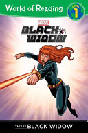 World of Reading  Black Widow This is Black Widow