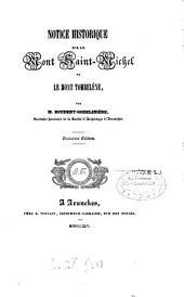 Notice historique sur le Mont Saint-Michel et le Mont Tombelène
