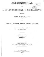 Washington Observations PDF