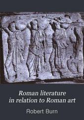 Roman Literature in Relation to Roman Art