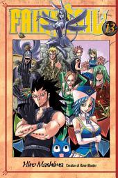 Fairy Tail: Volume 13