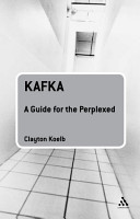 Kafka  A Guide for the Perplexed PDF
