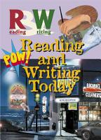 Reading and Writing Today PDF