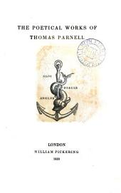 The poetical works of Thomas Parnell [ed. by J. Mitford].