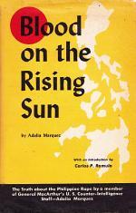 Blood on the Rising Sun