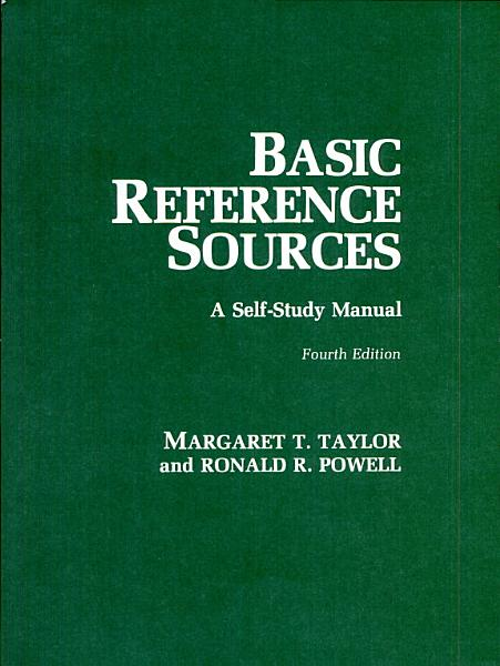 Download Basic Reference Sources Book