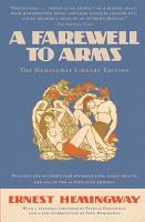A Farewell to Arms PDF