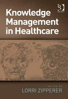 Knowledge Management in Healthcare PDF