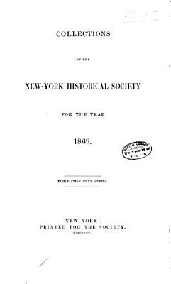 The John Watts DePeyster Publication Fund Series