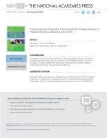 Communicating Chemistry PDF