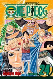 One Piece, Vol. 24: People's Dreams