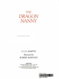 The Dragon Nanny