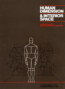 Human Dimension and Interior Space Book