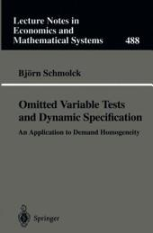 Omitted Variable Tests and Dynamic Specification: An Application to Demand Homogeneity