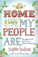 Home Is Where My People Are PDF