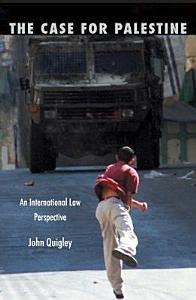The Case for Palestine Book