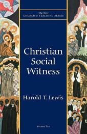 Christian Social Witness
