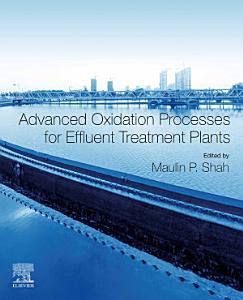 Advanced Oxidation Processes for Effluent Treatment Plants