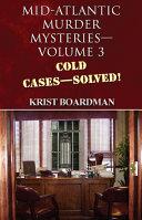 Mid-Atlantic Murder Mysteries, Volume 2: Kinky Killers