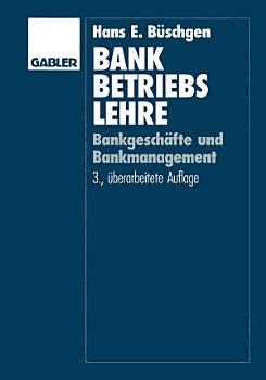 Bankbetriebslehre PDF