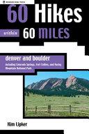 Denver and Boulder PDF