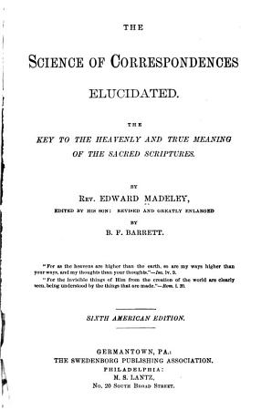 The Science of Correspondences Elucidated PDF