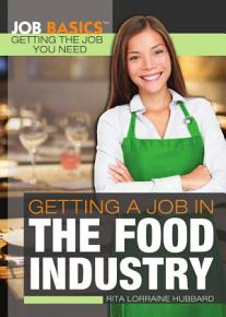 Getting a Job in the Food Industry PDF