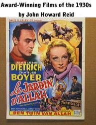 Award Winning Films Of The 1930s Book PDF
