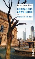Gebrauchsanweisung f  r Frankfurt am Main PDF