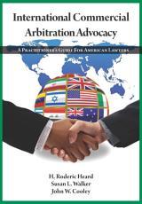 International Commercial Arbitration Advocacy PDF