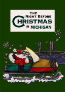 The Night Before Christmas in Michigan PDF