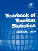 Annuaire Des Statistiques Du Tourisme