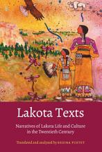 Lakota Texts PDF