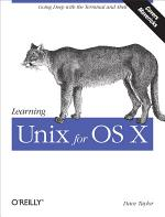 Learning Unix for OS X