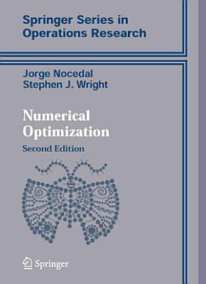 Numerical Optimization PDF