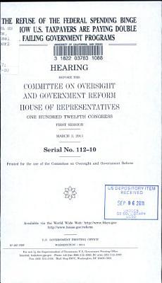 The Refuse of the Federal Spending Binge II