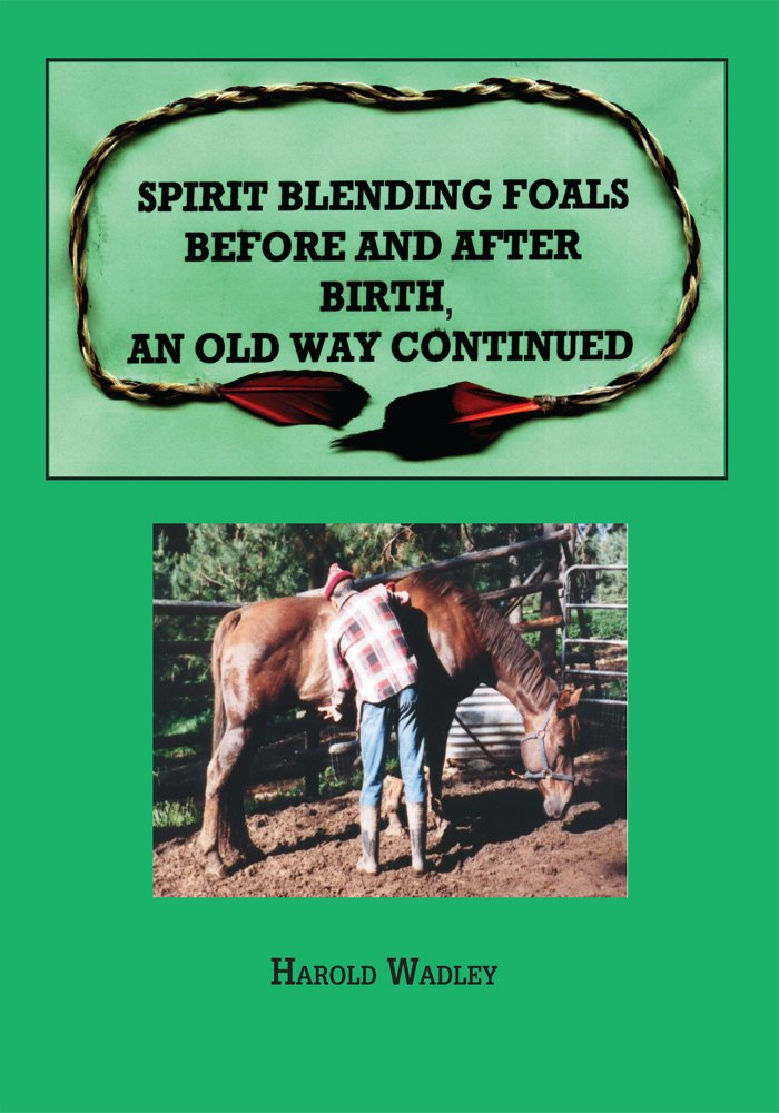 Spirit Blending Foals Before and After Birth