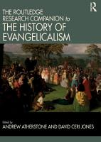 The Routledge Research Companion to the History of Evangelicalism PDF