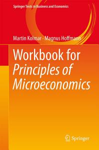 Workbook for Principles of Microeconomics Book