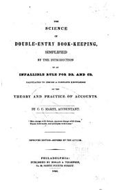 The Science of Double-Entry Book-Keeping: Simplified ...