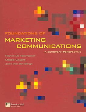 Foundations of Marketing Communications PDF
