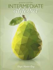 Intermediate Algebra: Edition 7