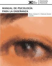 Manual de psicolog  a para la ense  anza PDF