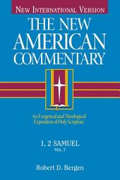 1, 2 Samuel: An Exegetical and Theological Exposition of Holy Scripture