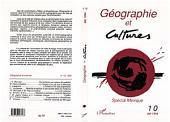 Géographie et cultures n°10: Spécial Mexique