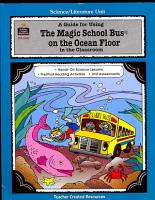 A Guide for Using the Magic School Bus on the Ocean Floor in the Classroom PDF