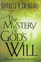 The Mystery of God s Will PDF