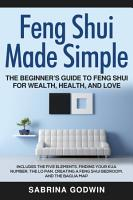Feng Shui Made Simple   The Beginner   s Guide to Feng Shui     PDF