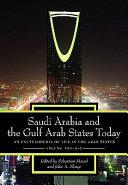 Saudi Arabia and the Gulf Arab States Today  K Z